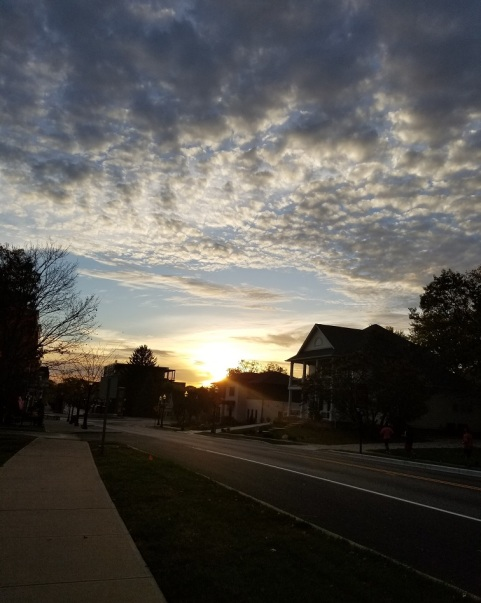 Carmel Indiana Sunrise